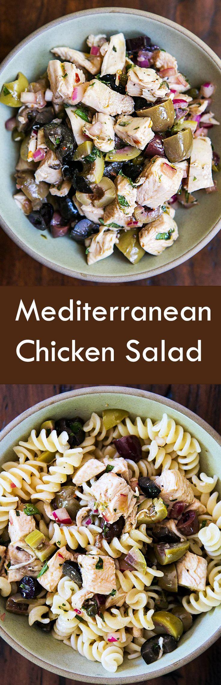 Chicken salad simply recipes