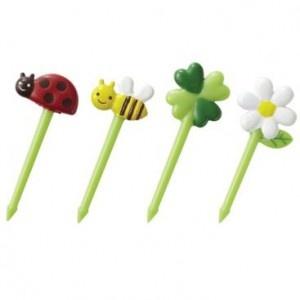 Honey & Flower Picks