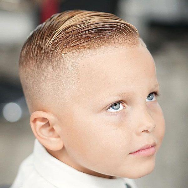 35 Cute Little Boy Haircuts Adorable Toddler Hairstyles 2020 Guide Boys Fade Haircut Little Boy Haircuts Boys Haircuts