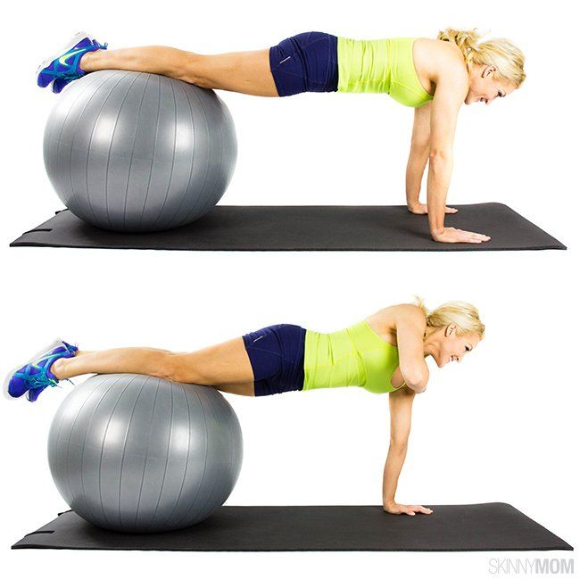 19+Exercises+That'll+Give+Your+Tummy+A+Major+Makeover