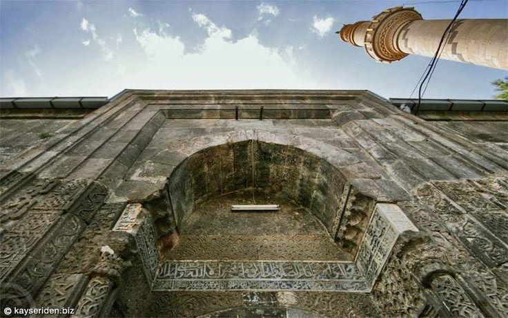Bünyan Ulu Camii (1329-1333) İlhanlı Dönemi eseri