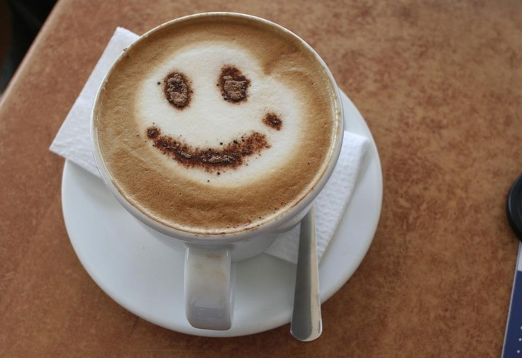 Have a nice day! :) #morning #coffee #day #smile