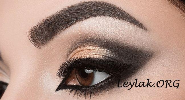Göz makyajı yaparken kullanılacak gerekli malzemeler nelerdir