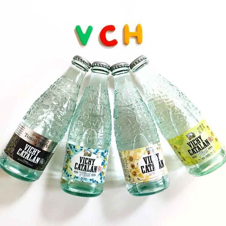 Nuevos envases de vidrio para nuestra gama de aguas y la tónica premium.