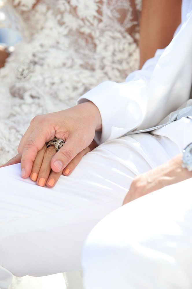 Wedding Rings. Protestant Wedding in the Greek Islands. Greek Island  Wedding Inspirations by Stella & Moscha