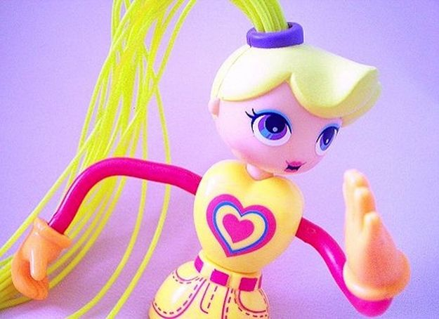 Betty Spaghetty | 30 Toys From The '90s You Might've Forgotten About I think I remember this