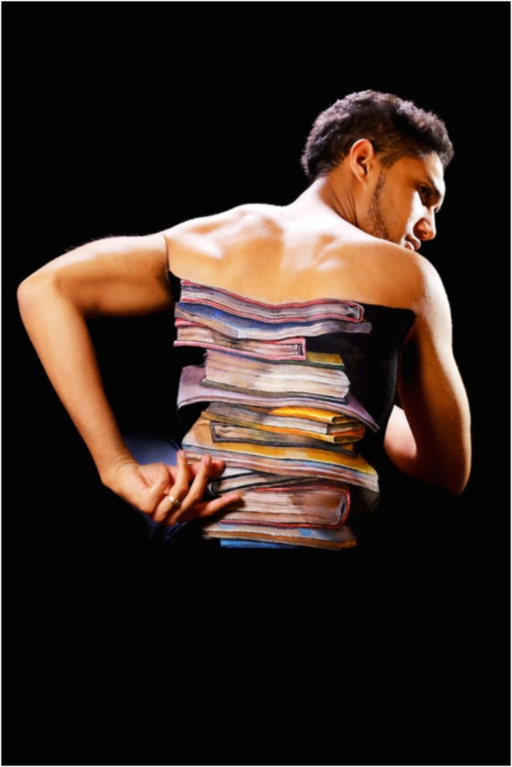 Best Body Art Images On Pinterest Books Coke And Costumes - Trina merry creates amazing body art illusions ever seen