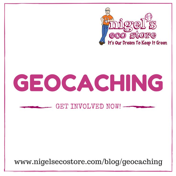 If you're not familiar with geocaching, it's basically treasure hunting using GPS co-ordinates. Find out more here!