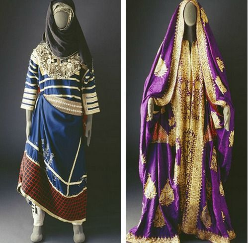 ancient middle eastern clothing - 499×488