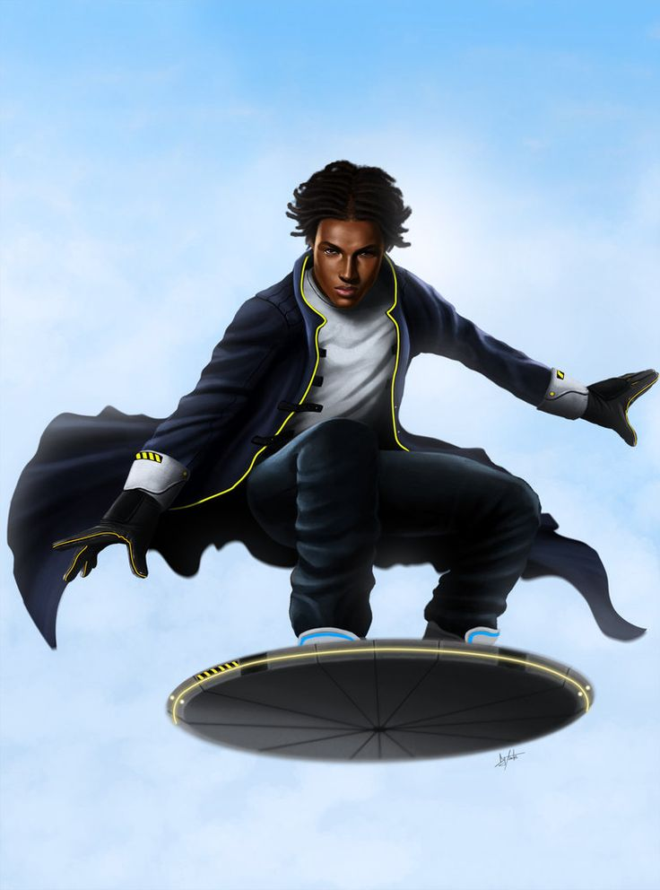 Static Shock   by  DgSantos    Fan Art / Digital Art / Painting & Airbrushing / Movies & TV    ©2013-2014 DgSantos