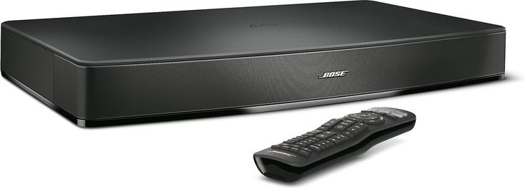 A popular Bose TV sound upgrade  now with Bluetooth        The Bose Solo 15 Series II system offers robust sound and fits right under your TV.      Place the