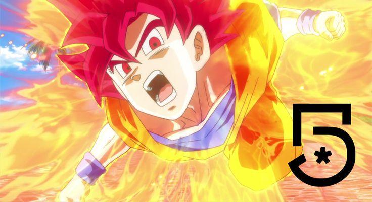 Dragon Ball Super se estrenará en Canal 5 - Cine Premiere
