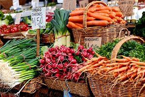 Queen Victoria Market - not open Mondays