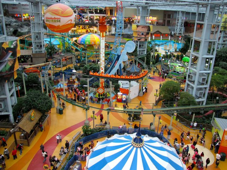 10,000 Likes: Mall of America Top Things to Do