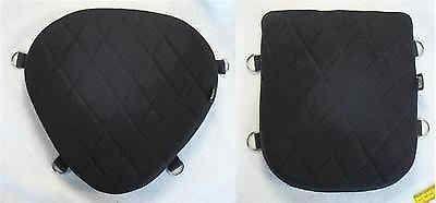 Driver & Back Passenger Seats Gel Pads Set for Harley Dyna Super Glide FXD FXDCI $ 110.46