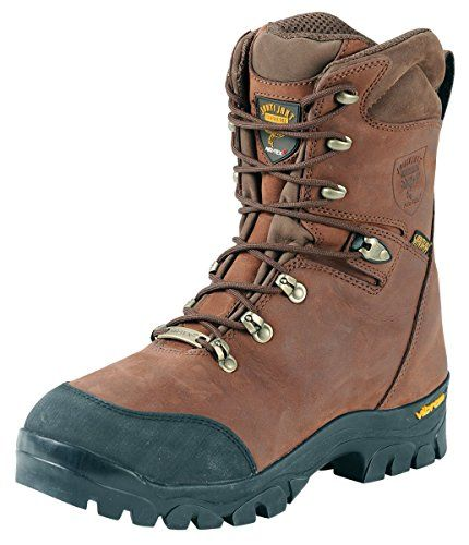 JahtiJakt Mens Leather Supreme AIR-TEX2 Hunting Boots Brown 7. The third  layer is