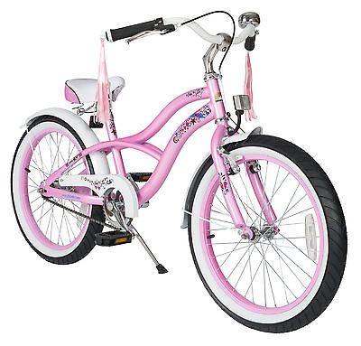 BIKESTAR® 50.8cm (20 Zoll) Kinder-Fahrrad Cruiser - Pink   eBay