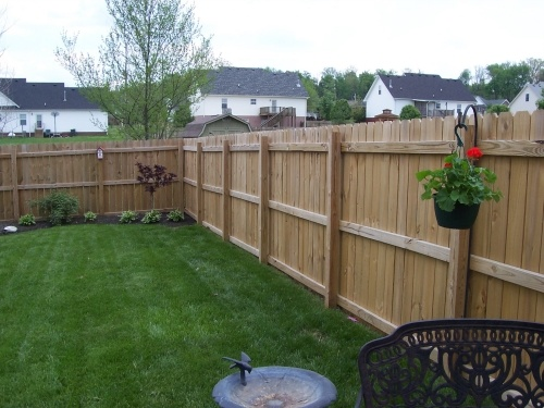 9 best images about Backyard fence ideas on Pinterest ...