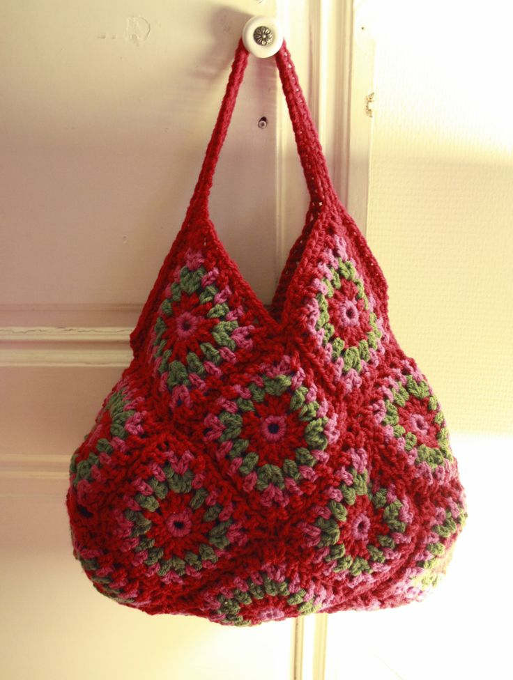 Crochet Ladies Bags : ... on Pinterest Purse patterns, Crocheted bags and Easy crochet