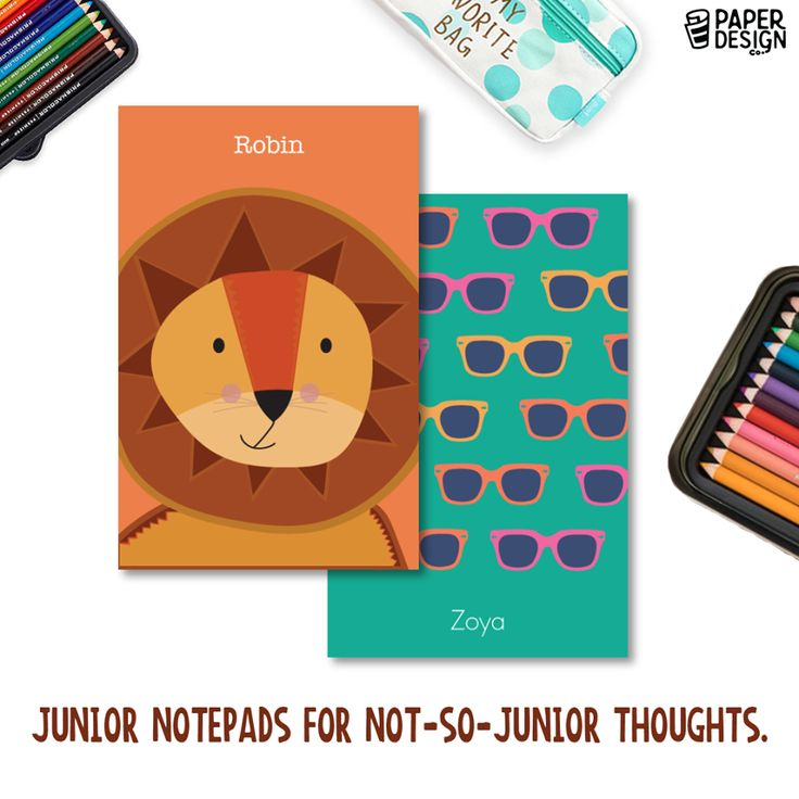 The way #kids think is the most #beautiful! Here's a series of our lovable Junior Notepads for them to scribble away in - at #school and outside. Perfectly sized and adorably designed.  #KidsStationery #KidsStationeries #KidsNotepads #KidsNotepad #Notepads #Notepad #Notebooks #JuniorKidsStationery #Bangalore #India