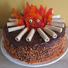 Campire Cake