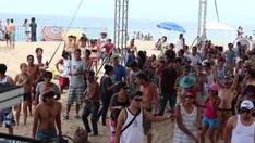 enigmatic beach parti