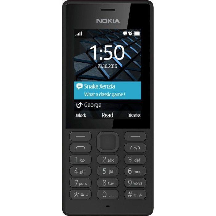 Notebooksbilliger Nokia 150 Dual Sim Schwarz 6 1cm 2 4