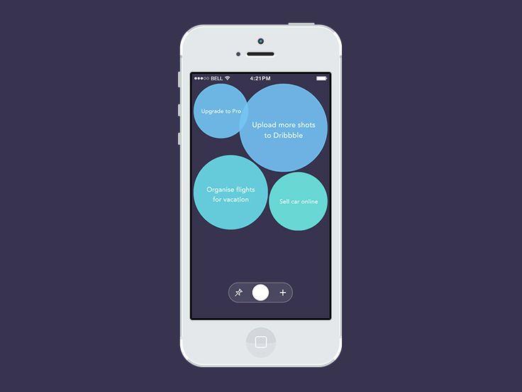 #mobile #ui #ux #design http://www.pinterest.com/alextcsung/