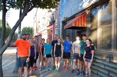Nodarific 5k Jack Beagle S Run Club Charlotte Nc Work For Your Beer Fitness Class Sweat It Out Running