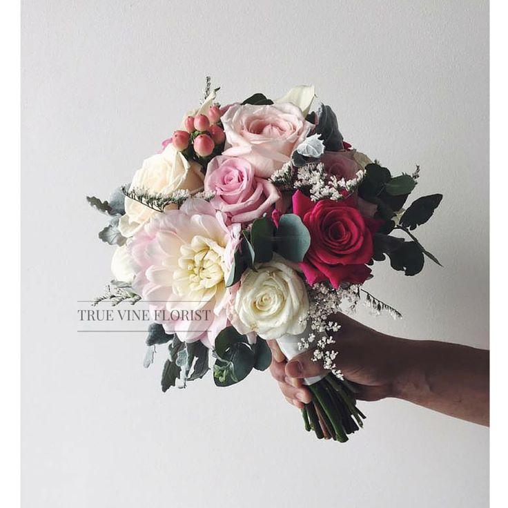 True Vine Florist. Florist Based in Sydney inner west. Enquire today. #sydneyflorist #sydneyflowers #bouquet #flowers #flowerpower #floral #flowerarrangement #floraldesign #sydney #flower #rose #bridal #bridalbouquet #bridesmaids #pastelbouquet #elegantbouquet #dustymiller #truevineflorist #weddinginspiration #weddingflowerinspiration #weddingbouquetinspiration #rosebouquet #roses #weddingbouquet #happyflowers #dahlia #flowerbouquet #rusticbouquet #pinkdahlia #bridesmaidbouquet…