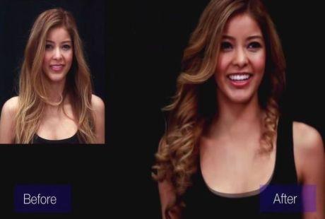Najmoderniji frizerski trik sa presom: brze lokne pomoću pegle za kosu (VIDEO)
