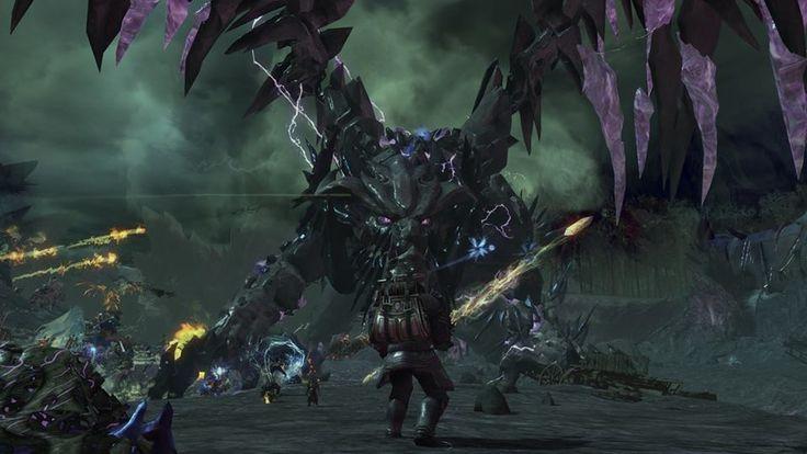 ¡¡Ulrar reventando al Demoledor!!  Ulrar downing the Shatterer!! #GuildWars2 #Gaming #Screenshots #WildWars2Screenshots #MMORPG #Roleplaying