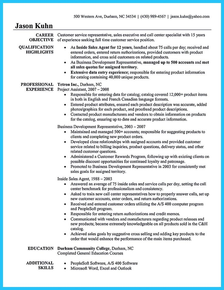 17 best ideas about resume sles on