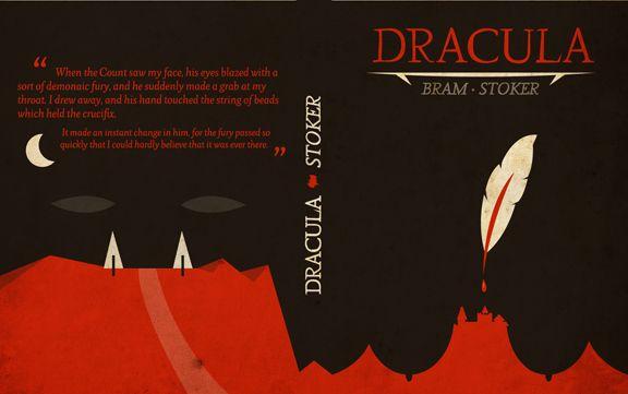 Re-Covered Books: Dracula by Bram Stoker