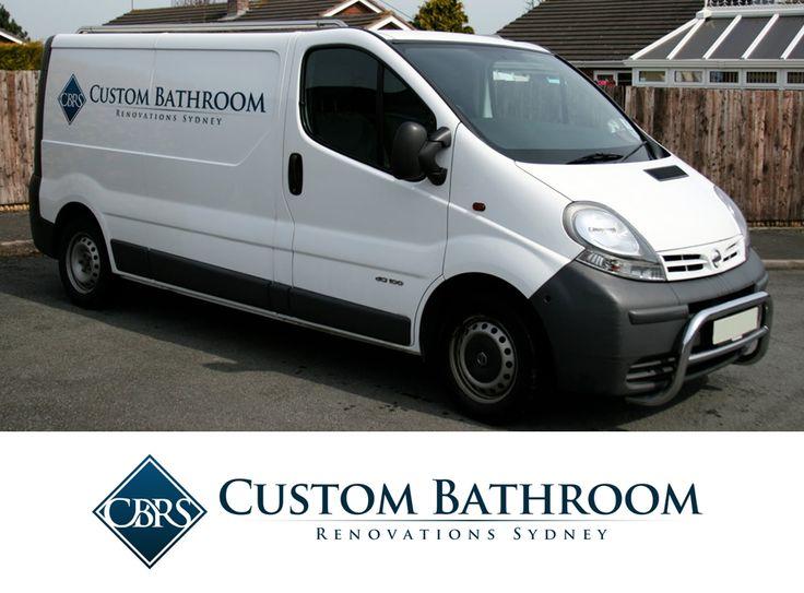 New logo wanted for Custom Bathroom Renovations Sydney by Emre