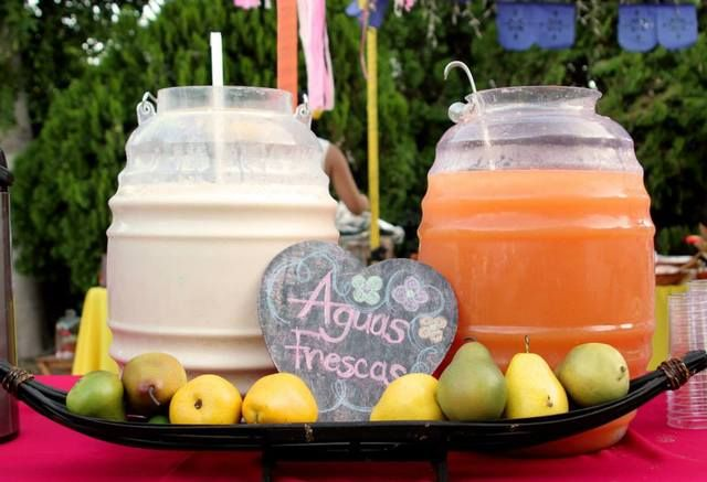mexican bridal shower theme | Mexican Fiesta Bridal/Wedding Shower Party Ideas | Photo 35 of 47 ...