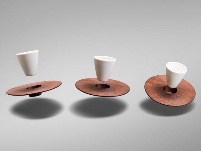 Set de café noble. Design: MORPHE.