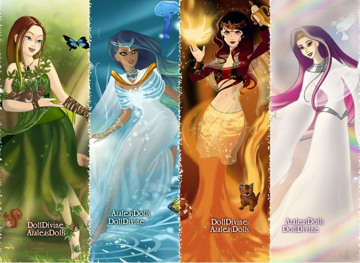 the four elements earth water fire and air by mcrew on deviantart halloween 2014the fourcostume - Fire Girl Halloween Costume
