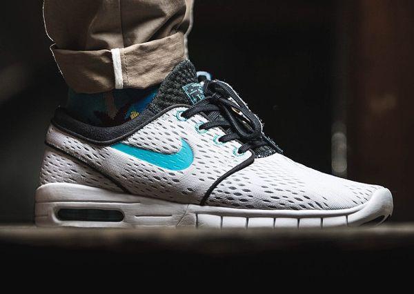 Nike Sb Janoski Max White