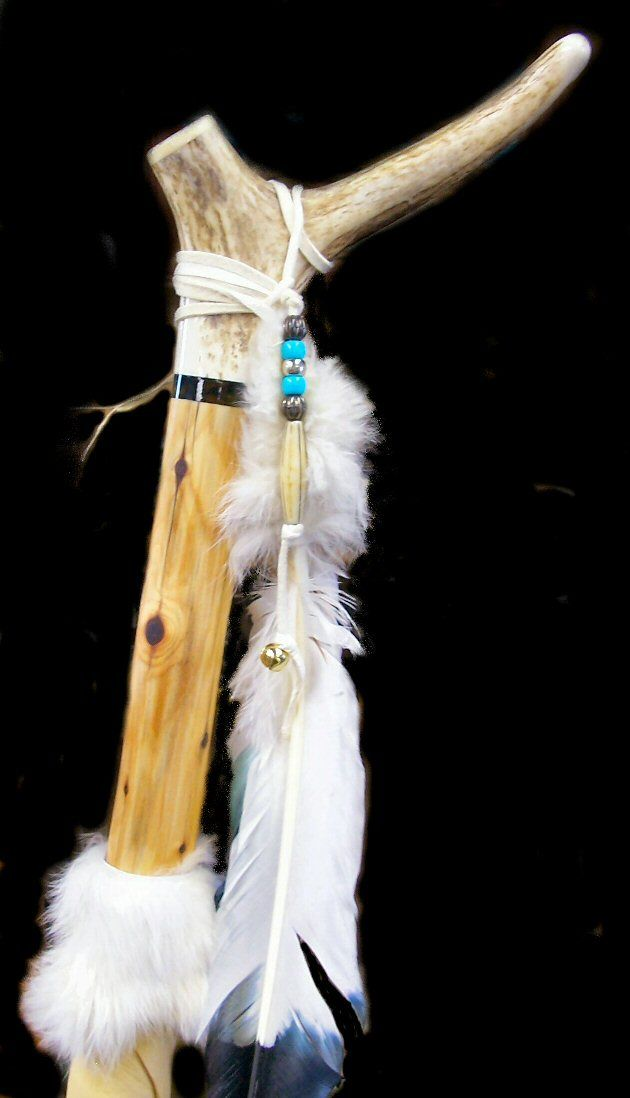 American Indian Walking Sticks | Native American Walking Staff
