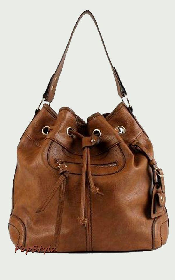 Scarleton Drawstring Handbag