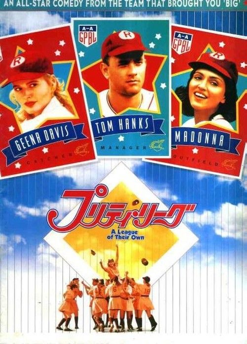 Watch->> A League of Their Own 1992 Full - Movie Online