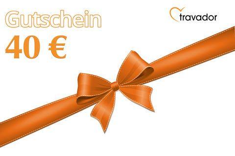 Reisegutschein nur 4€ im Wert von 40€
