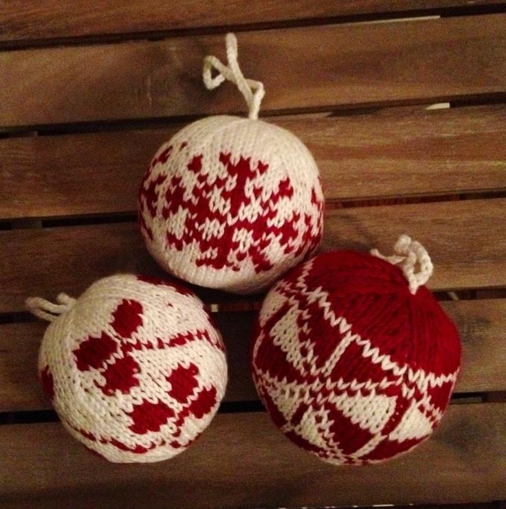 Weihnachtskugeln - julekuler