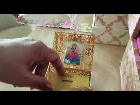 Isha Ambanis Wedding Invitation Card Multi Millionaire