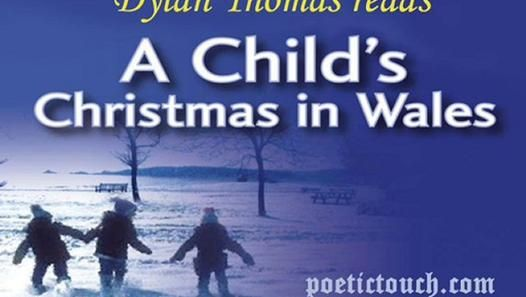 Dylan Thomas reads his lyrical short story A Child's Christmas In Wales For Video+Text go here: http://www.facebook.com/video/video.php?v=1690943274825