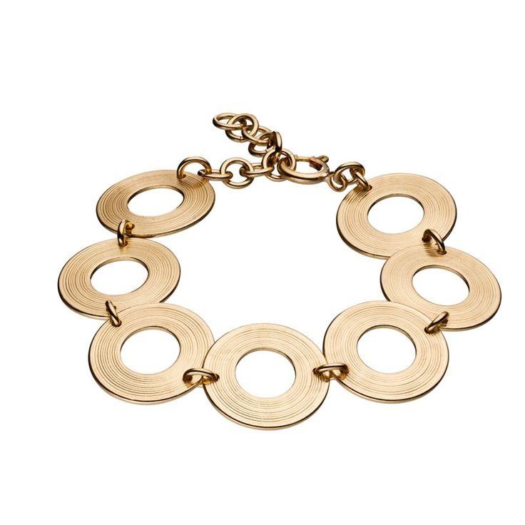 Kalevala Koru / Kalevala Jewelry / Kosmos-rannekoru / Kosmos Bracelet / Design Antonio Mazzamauro / Bronze