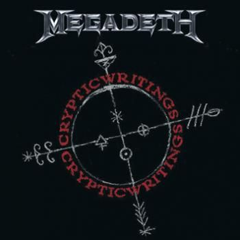 "L'album dei #Megadeth intitolato ""Cryptic writings""."