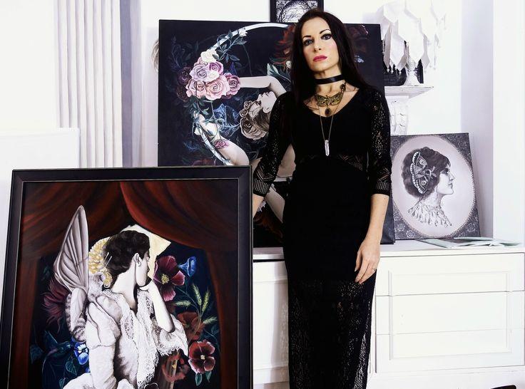 Marta Julia Piórko ,artist