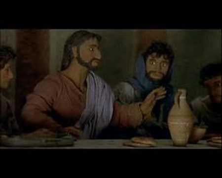 Video t.b.v. de Paasviering 2008 - CBS De Molenvliet - Filmfragment is afkomstig uit 'The Miracle Maker'.